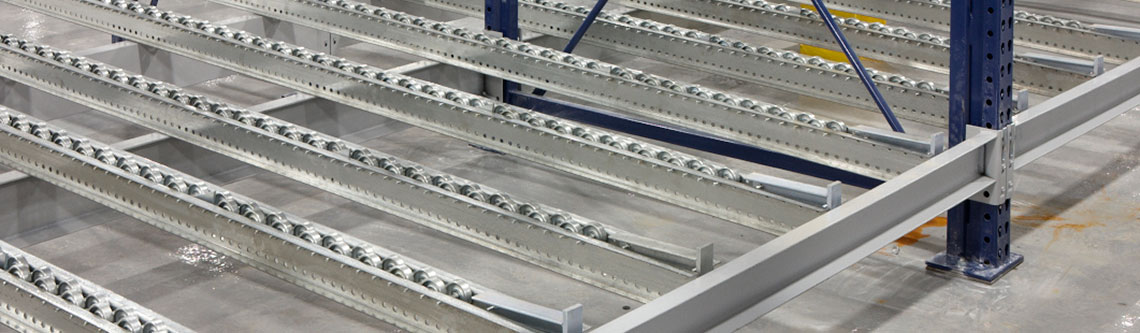 Skate Wheel Conveyor Picking Systems